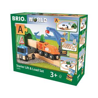 Brio World 33878 Circuit De Demarrage Transport De Fret