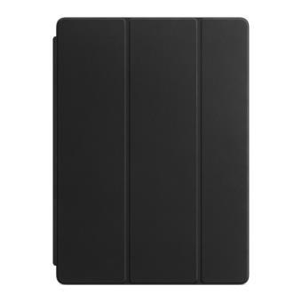 """Housse Apple Smart Cover en cuir pour iPad Pro 12,9"""" Noir"""