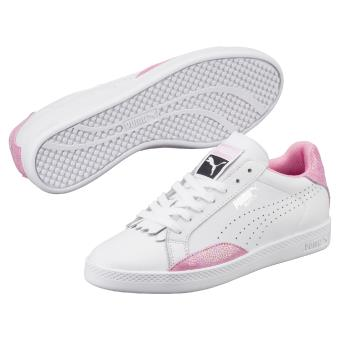 Chaussures Taille Femme 37 Et Roses Blanches Reset Match Puma Lo QBtsdChxor