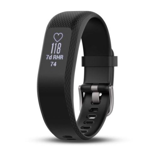 Bracelet de fitness avec cardio poignet et fonctions sportives intégrées. - Inclut de nombreuses fonctions de fitness comme le calcul de la VO2 max, l'âge fitness ainsi que des excercices de gym et de musculation - Contrôle votre condition physique en sui