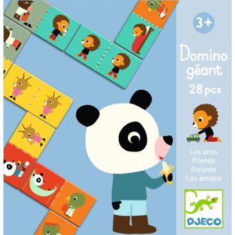50% sur Domino géant Djeco Les amis - Jeu découverte - Achat   prix ... 004a3ae8322f
