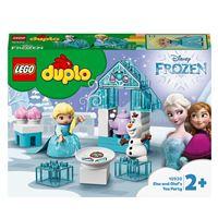 LEGO® DUPLO® Disney Princess 10920 Le goûter d'Elsa et Olaf