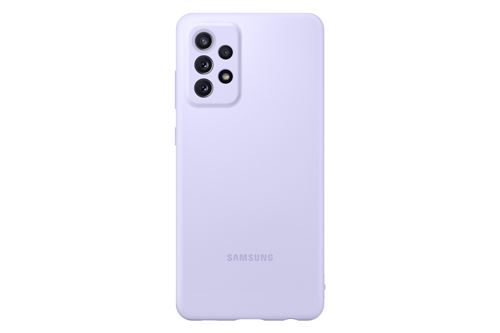 Coque de protection silicone pour smartphone Samsung Galaxy...
