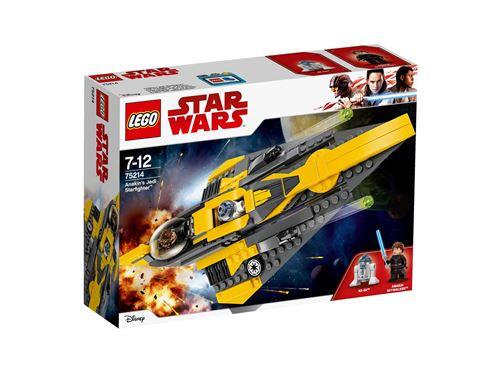 LEGO® Star Wars™ 75214 Anakin's Jedi Starfighter™
