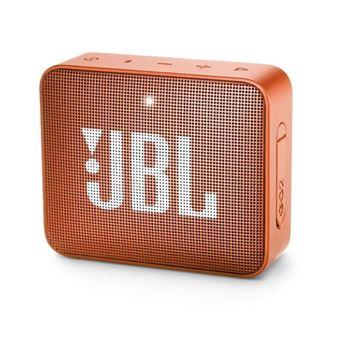 Mini enceinte portable JBL Go 2 Bluetooth Orange
