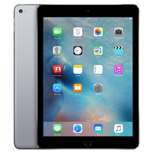 Apple iPad Air 16 Go WiFi Noir 9.7 Reconditionné Premium Grade A