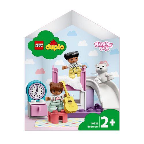 LEGO® DUPLO® Town 10926 La chambre