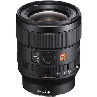 Objectif Hybride Sony 24 mm F/1.4 GM FE Noir