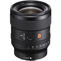 Sony 24mm f/1.4 GM FE Hybride Lens Zwart