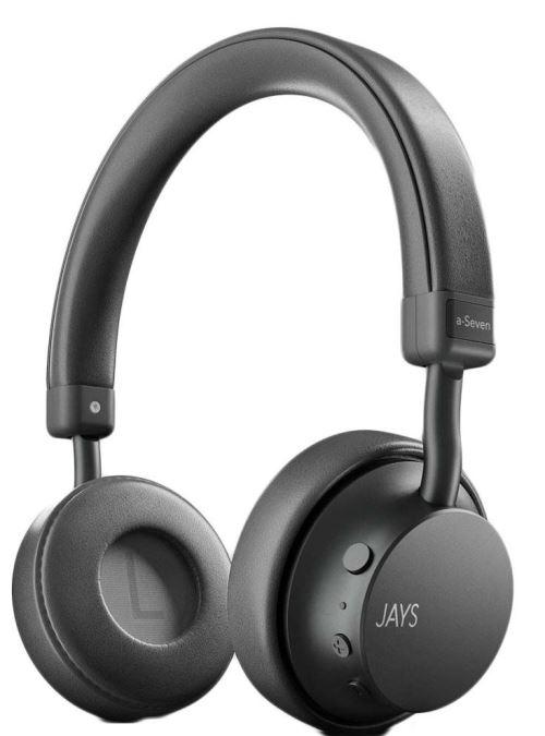 Casque Jays a-Seven Bluetooth Gris