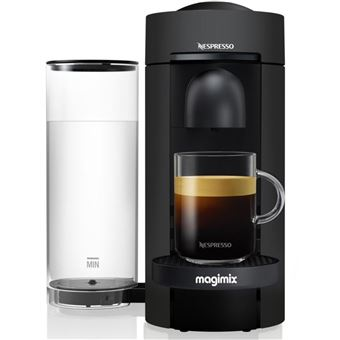 Photo de nespresso-magimix-vertuo-noir-mat
