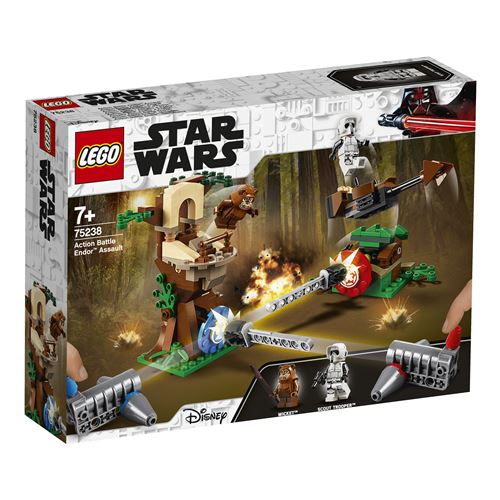 LEGO® Star Wars™ 75238 Action Battle L'assaut d'Endor™