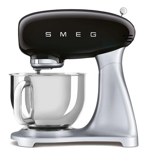 Robot pâtissier Smeg SMF02BLEU 800 W Noir