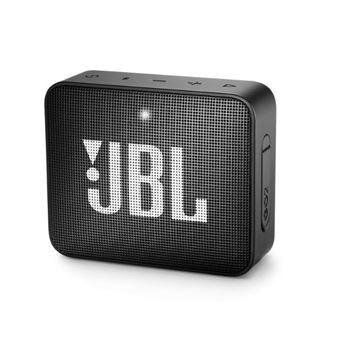 Draadloze JBL Go 2 Bluetooth Speaker Zwart