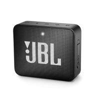 JBL Go 2 Bluetooth Speaker Zwart