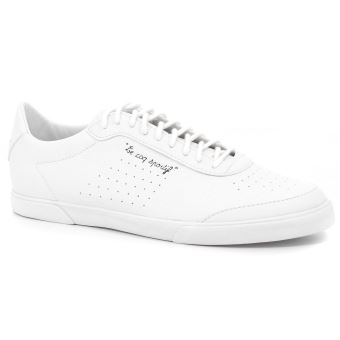 Sportif Blanches Lisa Taille Chaussures 39 Le S Femme Coq Leather PXuZOkiT
