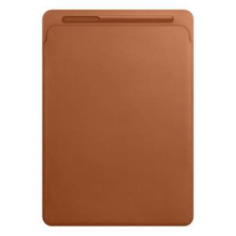 """Apple Leather Sleeve 12.9"""" iPad Pro - Saddle Brown"""
