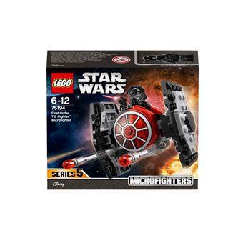 LEGO® Star Wars™ 75194 Microfighter Chasseur TIE du PremierOrdre™