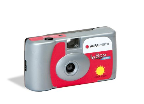 Appareil photo jetable Agfaphoto 601010 Le Box Outdoor 400 27