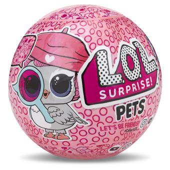 Carte Cadeau Lol Fnac.Bulle Surprise Splash Toys Lol Pets 7 Surprises