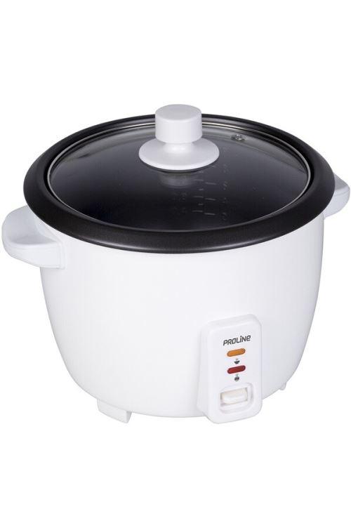 Cuiseur à riz Proline RC150W 500 W Blanc et Noir