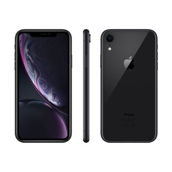 Photo de apple-iphone-xr-noir-64-go