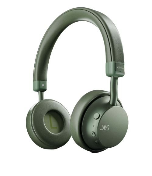 Casque Jays a-Seven Bluetooth Vert