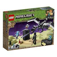 LEGO® Minecraft™ 21151 La bataille de l'End