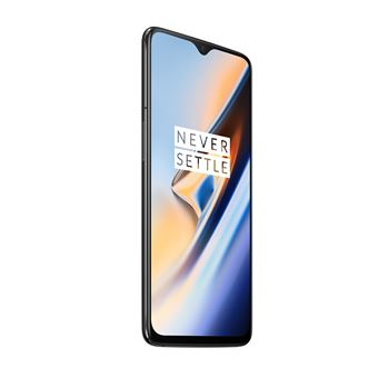 Smartphone OnePlus 6T Midnight Black 128 GB en 8 GB RAM