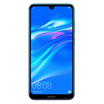 Smartphone Huawei Y7 4G 32GB 6,26'' Blue + Dual Sim