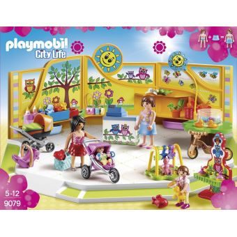 magasin de bebe playmobil