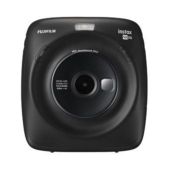 Fujifilm SQ20 Polaroid Camera Black