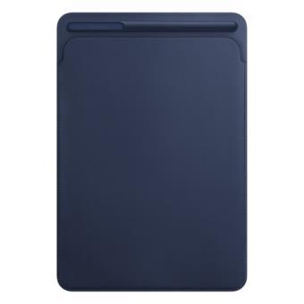 """Apple Leather SLeeve 12.9"""" iPad Pro - Midnight Blue"""