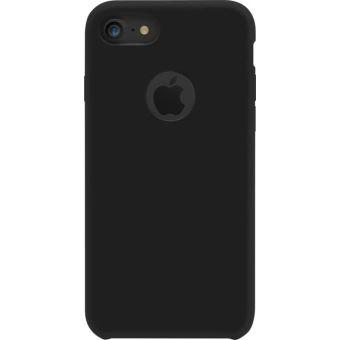 coque iphone 7 silicone noir
