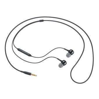 Ecouteur samsung 8mm dynamique avec cable - Noir