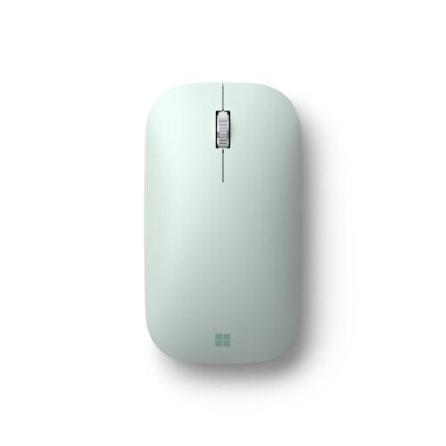 Souris sans fil Bluetooth Microsoft Modern Vert menthe
