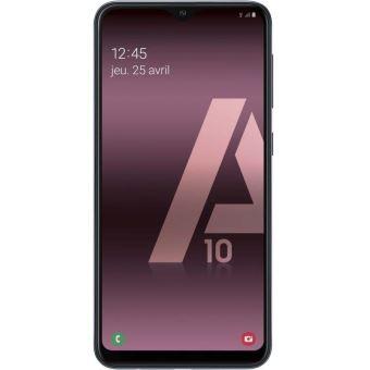 Smartphone Samsung Galaxy A10 Double SIM 32 Go Noir