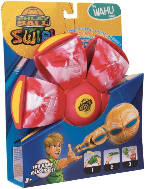 Jeu de plein air Goliath Phlat Ball Swirl Classic Modèle aléatoire