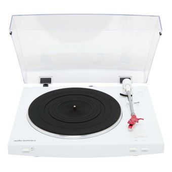 Platine vinyle Audio-Technica AT-LP3WH Blanc