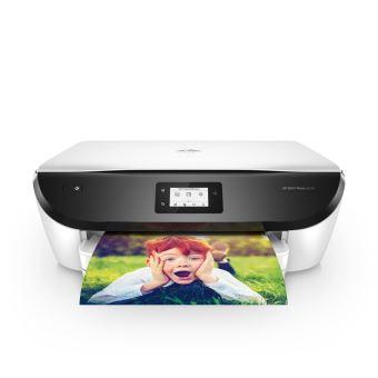 Imprimante HP Envy Photo 6234 Tout-en-un WiFi Blanc (Éligible Instant Ink – 7 mois d'impression)