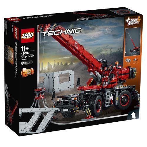 LEGO® Technic 42082 Power Functions La grue tout-terrain