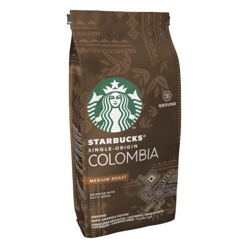 Café à grains Starbucks Moulu Colombia