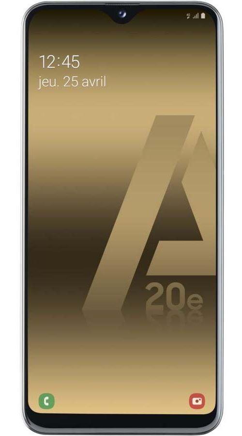 Smartphone Samsung Galaxy A20e Double SIM 32 Go Blanc