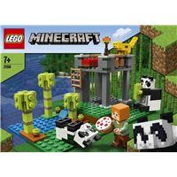 LEGO® Minecraft™ 21158 Het pandaverblijf