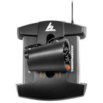 Manette des gaz Thrustmaster TWCS Throttle Noir pour PC