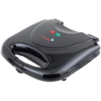 Harper SM 200 Black - tostiapparaat - zwart