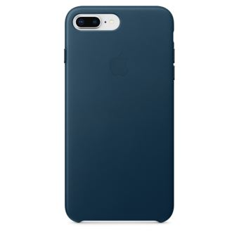 APPLE IPHONE 8+ / 7+ LEATHER CASE COSMOS BLUE