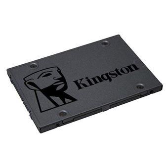 """Disque dur interne SSD Kingston A400 Series SATA 2.5"""" Rev 3.0 960 Go"""