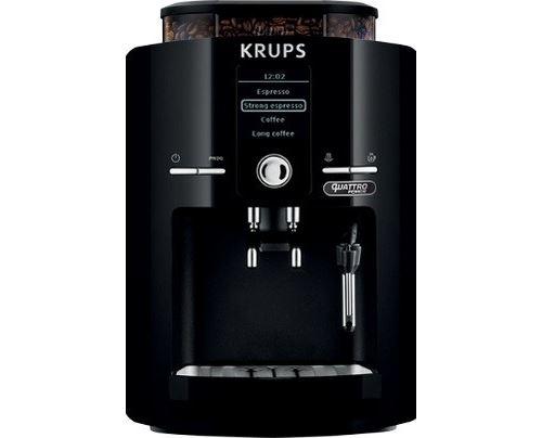 Expresso avec broyeur Krups Espresseria YY3076FD 1450 W Noir