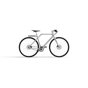 Elektrische fiets Angell 250 W Zilver